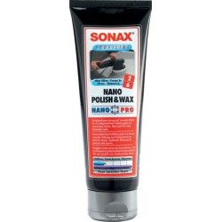 Sonax Nanopolish/wax 250ml