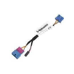 Y-adapteri TC3/TC4 OE-lämmitin/VAG TeleStart-vastaanotin